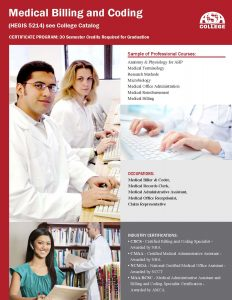 Medical Billing and Coding