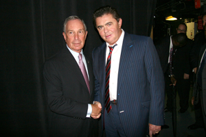 Alex & Mayor Bloomberg 09