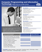 Computer Programming and Information Technology