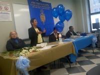 2nd Phi Theta Kappa International Honor's Society Induction Ceremony Photo3