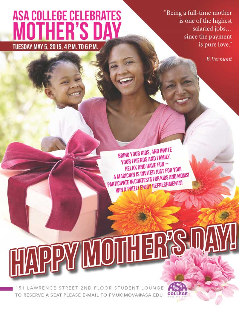 2013 Mother's Day Image