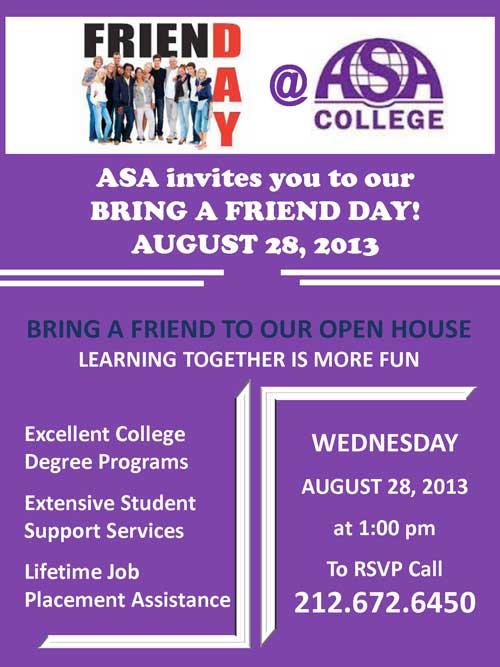 2013 International Day at ASA College