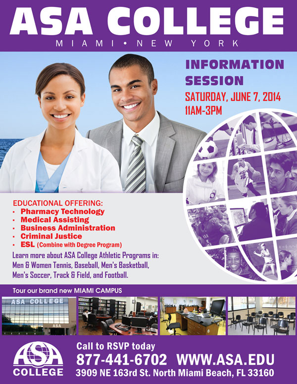 Miami Campus Open House And Information