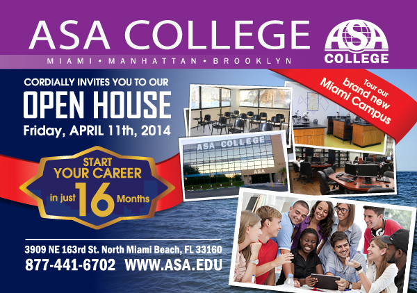 Join Asa College For The Grand Opening