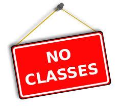 Hialeah Campus Classes are Canceled