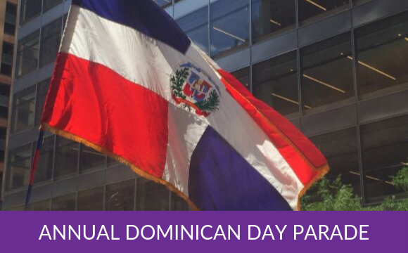 Annual Dominican Day Parade