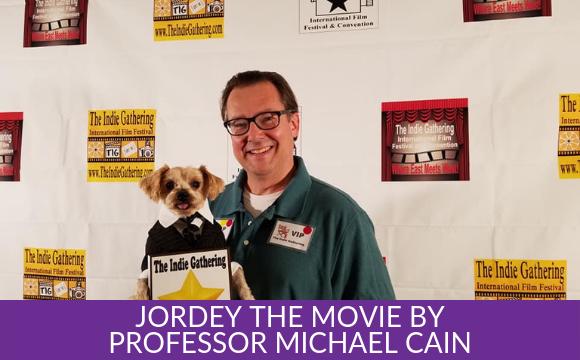 Jordey The Movie by Professor Michael Thomas Cain