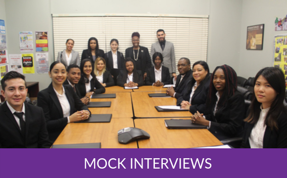 Gallery: Mock Interviews
