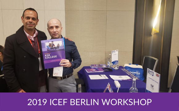 Gallery: 2019 ICEF Berlin Workshop