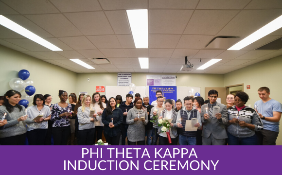 Gallery: Phi Theta Kappa Induction Ceremony