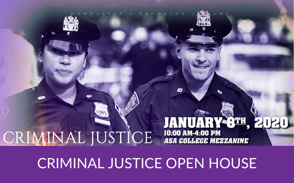 Criminal Justice Open House