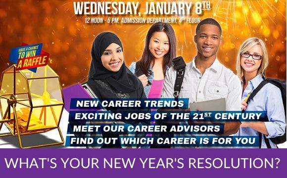 Open House – What's Your New Year Resolution?