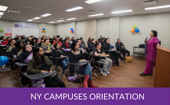 Gallery: NY Campuses Orientation