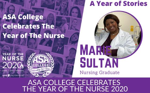 ASA College Celebrates The Year of The Nurse 2020