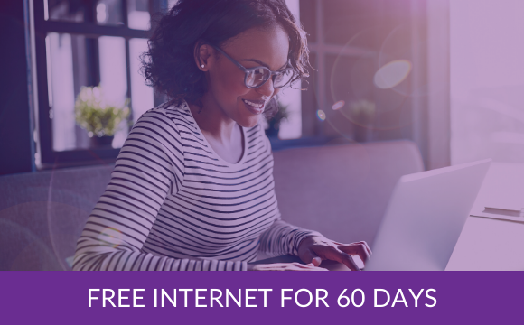 Free Internet for 60 Days