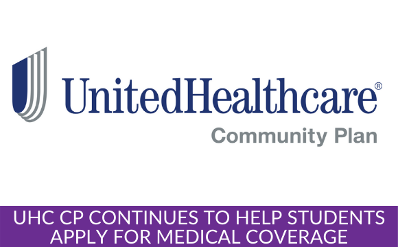 UHC CP continues to help students apply for medical coverage
