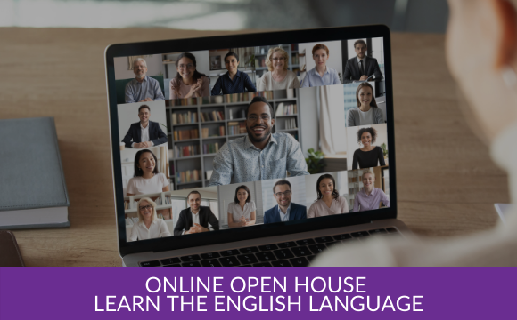 Online Open House Learn The English Language