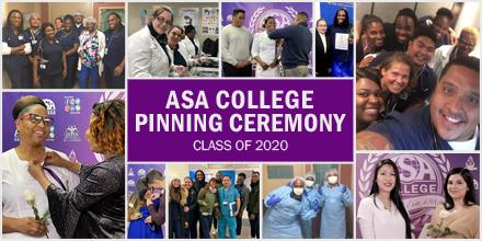 Virtual Nursing Pinning Ceremony 2020