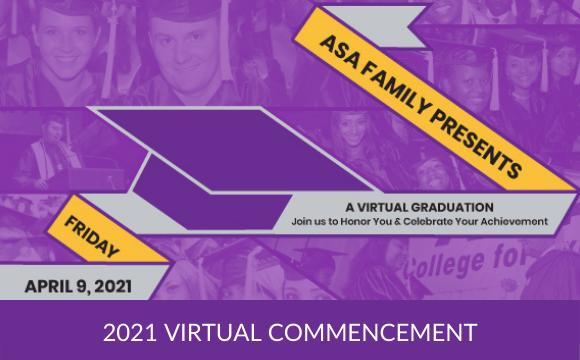 2021 Virtual Commencement