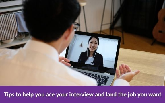 Ace your Interview with these Tips