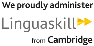 We_Proudly_Administer_Linguaskill_from Cambridge, At ASA College