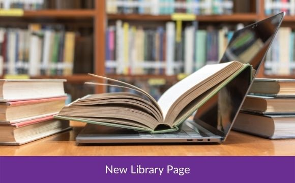 New Library Page