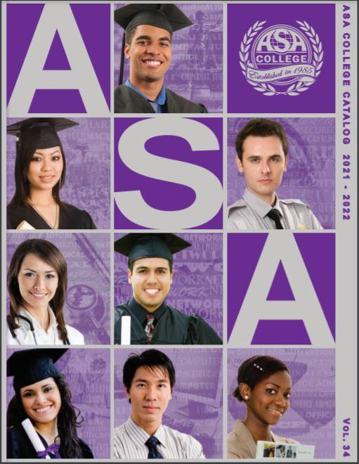 ASA College Catalog Download
